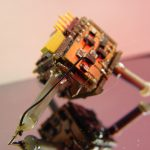 Robot Miniature Micro small