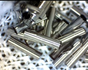 Micro manufacturing small glass tubes with 10um wall 500um diameter
