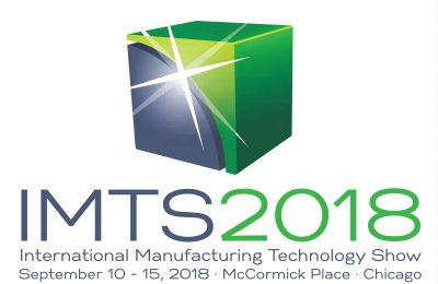 International Manufacturing Technology Show 2018 Logo